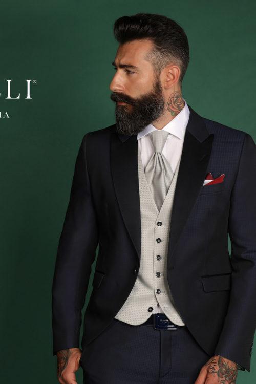 Petrelli: collezione 2018 vestiti da sposo.