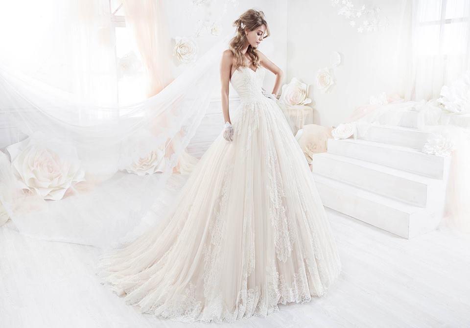 tessuti degli abiti da sposa