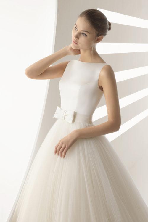 04 - Rosa Clarà: collezione 2019 abiti e vestiti da sposa