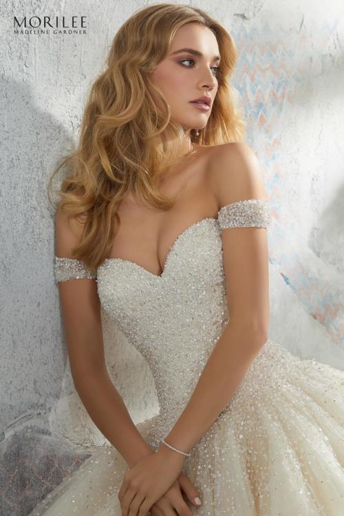 06 - Mori Lee: collezione 2019 abiti e vestiti da sposa