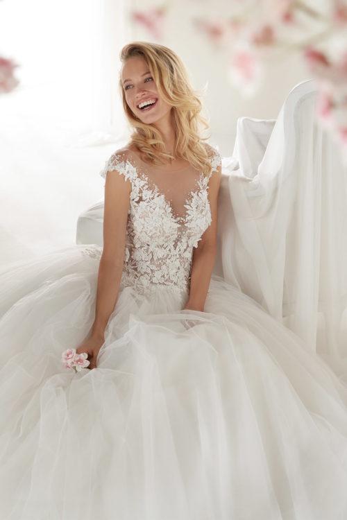 05 - Nicole Colet: collezione 2019 abiti e vestiti da sposa