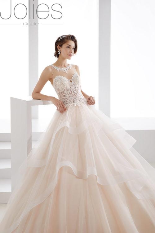 07 - Nicole Jolies: collezione 2019 abiti e vestiti da sposa