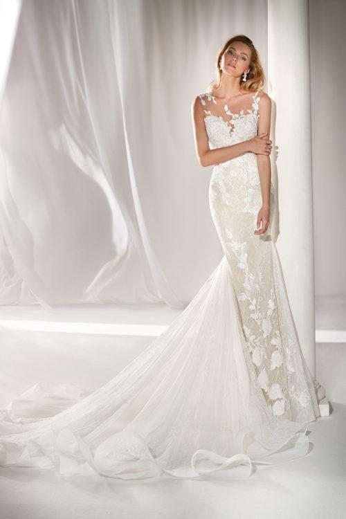 brand new 56713 f241f 03 - Nicole: collezione 2019 abiti e vestiti da sposa ...