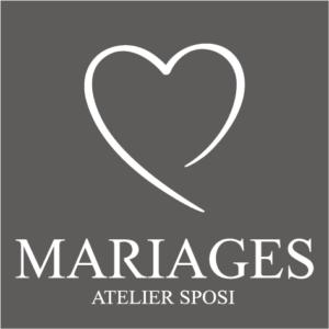 logo Mariages Atelier Sposi abiti e vestiti da sposa e sposo