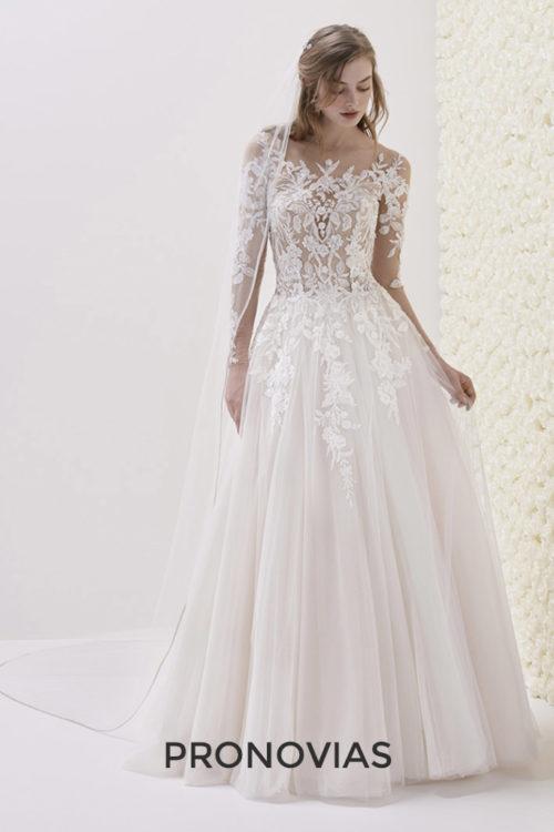 01 - Pronovias: collezione 2019 abiti e vestiti da sposa