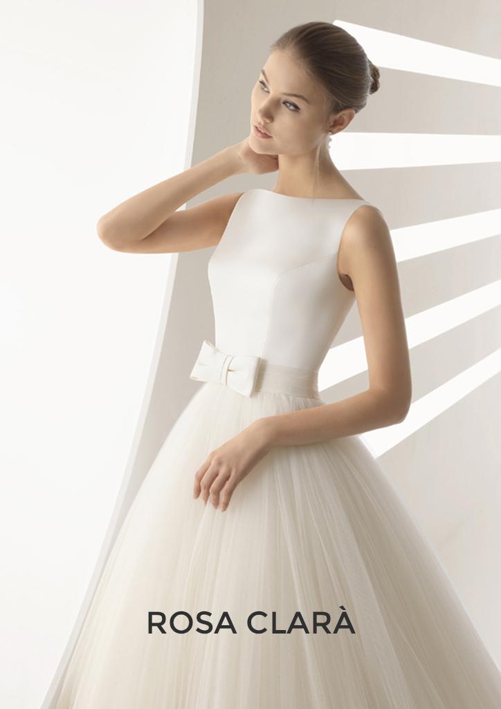 efe241eb7c61 Abiti Sposa e Sposo Collezione 2019 - Atelier Vestiti Nuziali per ...