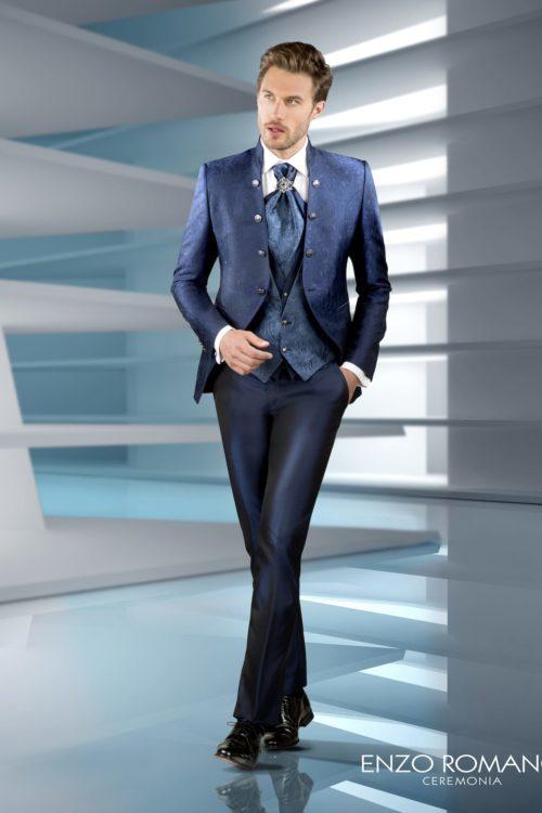 Thomas Pina: collezione 2019 vestiti da sposo.