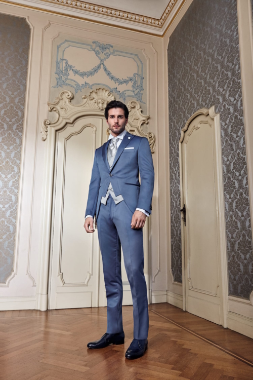 Lubiam: collezione 2019 vestiti da sposo.