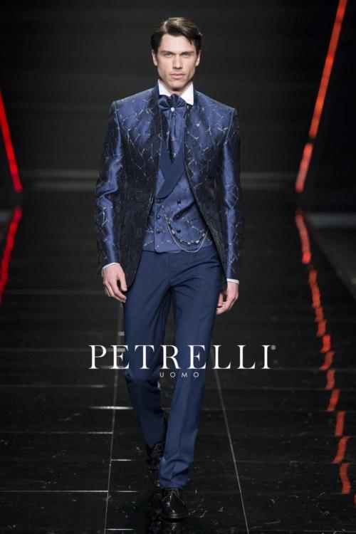 Petrelli: collezione 2019 vestiti da sposo.