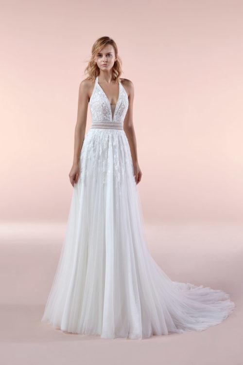 Mariages: abito da sposa Boho Chic Nicole 2020 a Vicenza, Verona, Padova, Veneto BCA20101