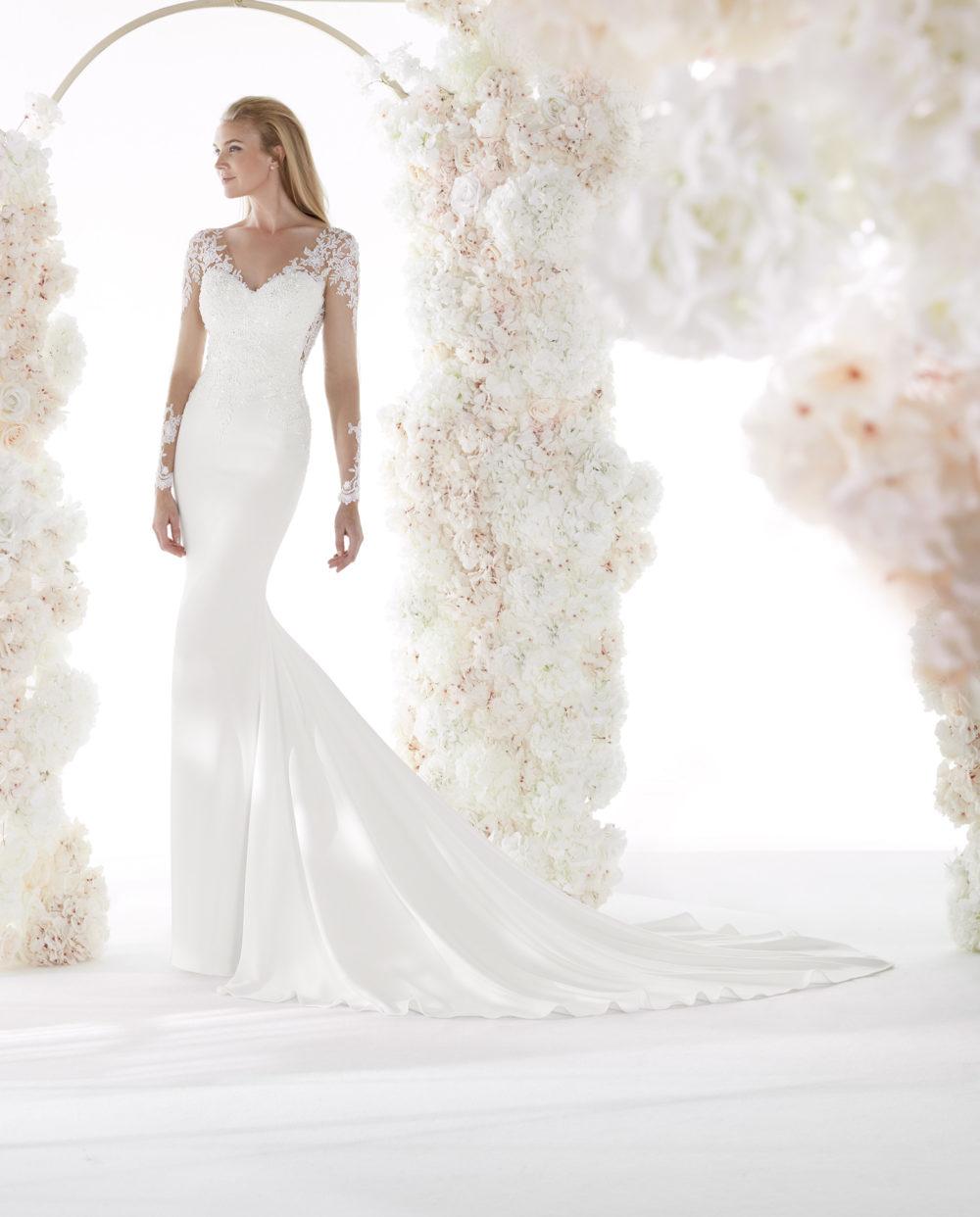 Mariages: abito da sposa Colet 2020 a Vicenza, Verona, Padova, Veneto COA20201