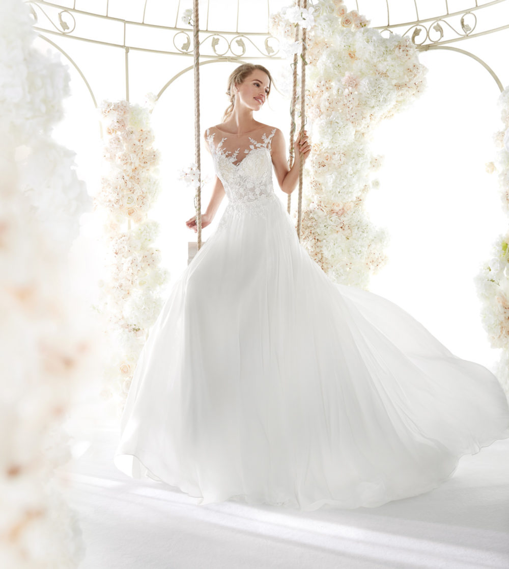 Mariages: abito da sposa Colet 2020 a Vicenza, Verona, Padova, Veneto COA20211