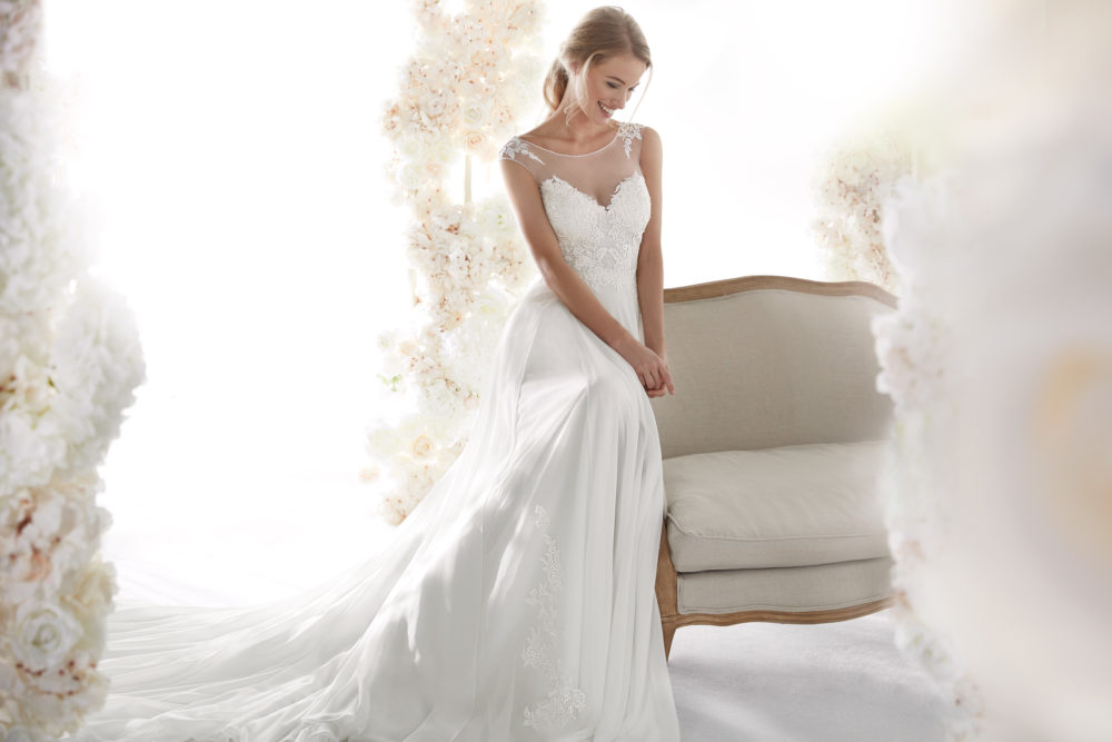 Mariages: abito da sposa Colet 2020 a Vicenza, Verona, Padova, Veneto COA20231