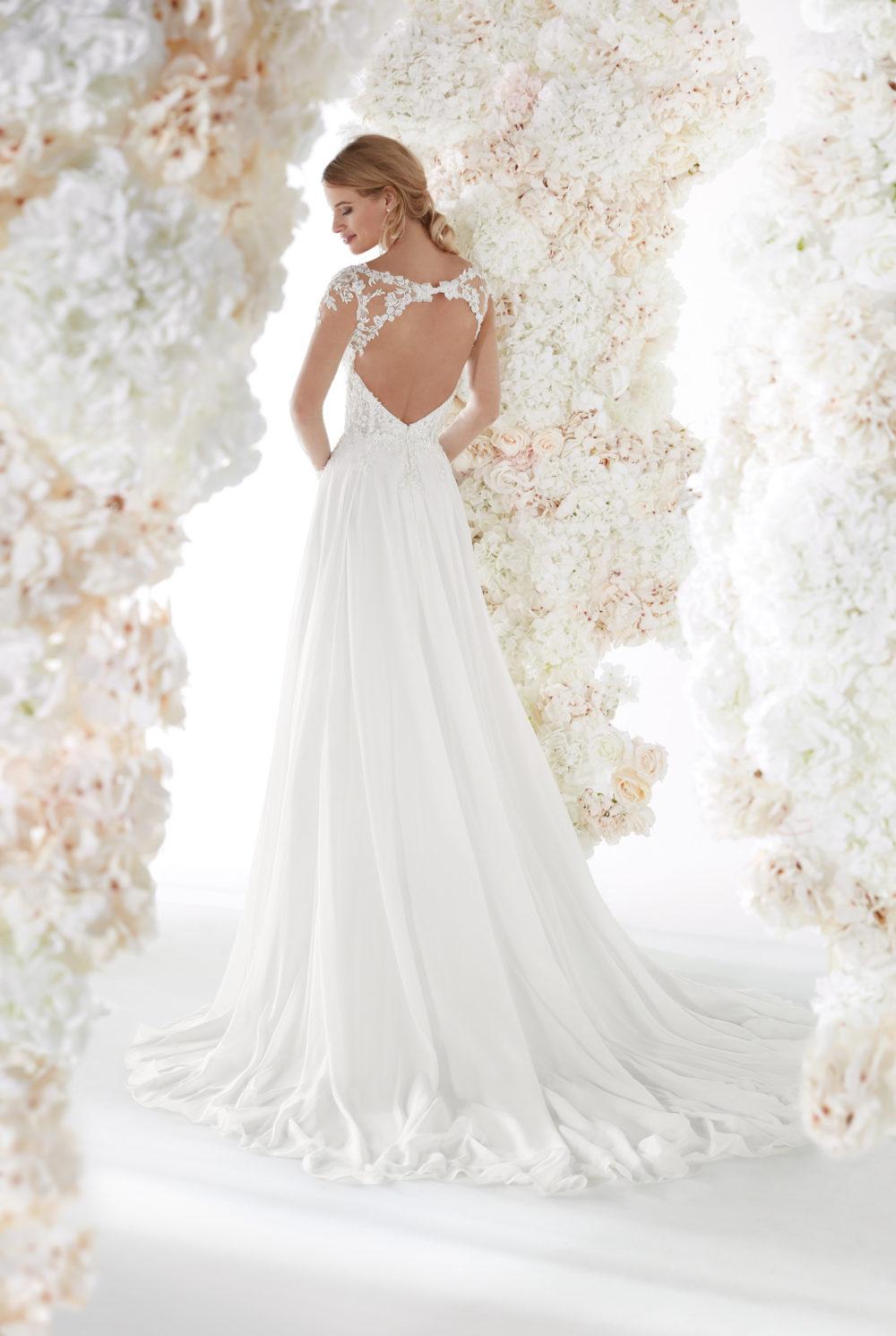 Mariages: abito da sposa Colet 2020 a Vicenza, Verona, Padova, Veneto COA20311