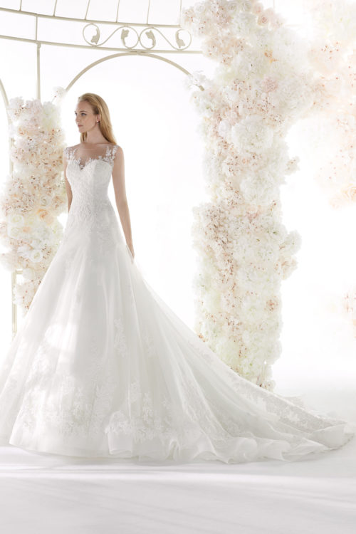 Mariages: abito da sposa Colet 2020 a Vicenza, Verona, Padova, Veneto COA20321