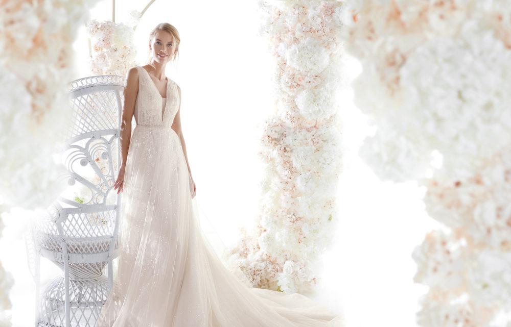 Mariages: abito da sposa Colet 2020 a Vicenza, Verona, Padova, Veneto COA20351