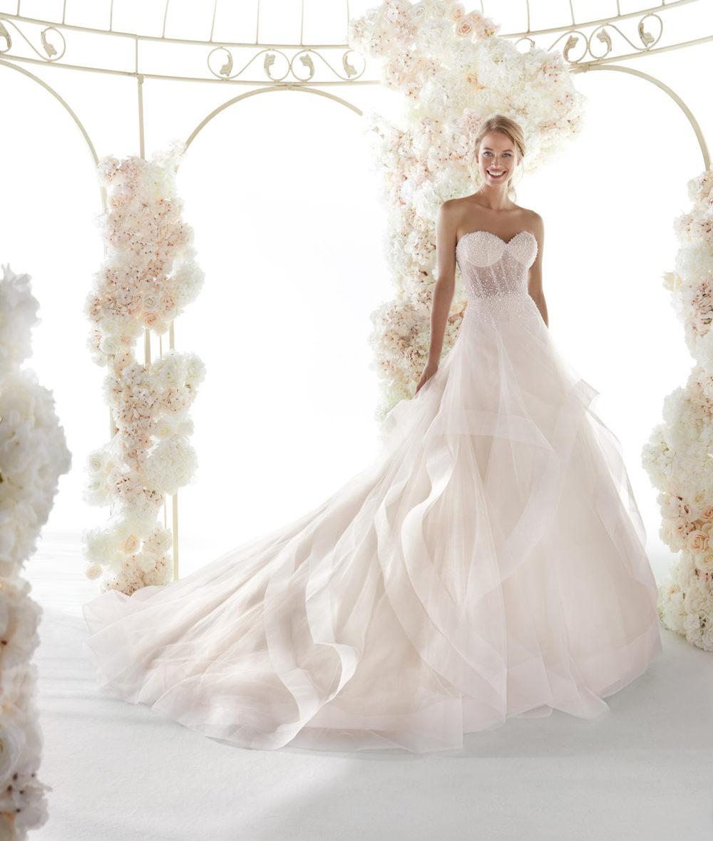 Mariages: abito da sposa Colet 2020 a Vicenza, Verona, Padova, Veneto COA20711