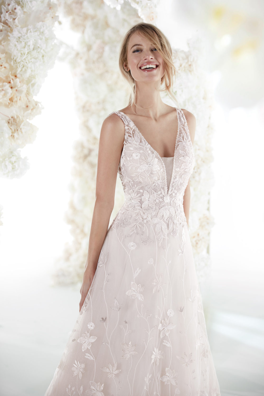 Mariages: abito da sposa Colet 2020 a Vicenza, Verona, Padova, Veneto COA20751