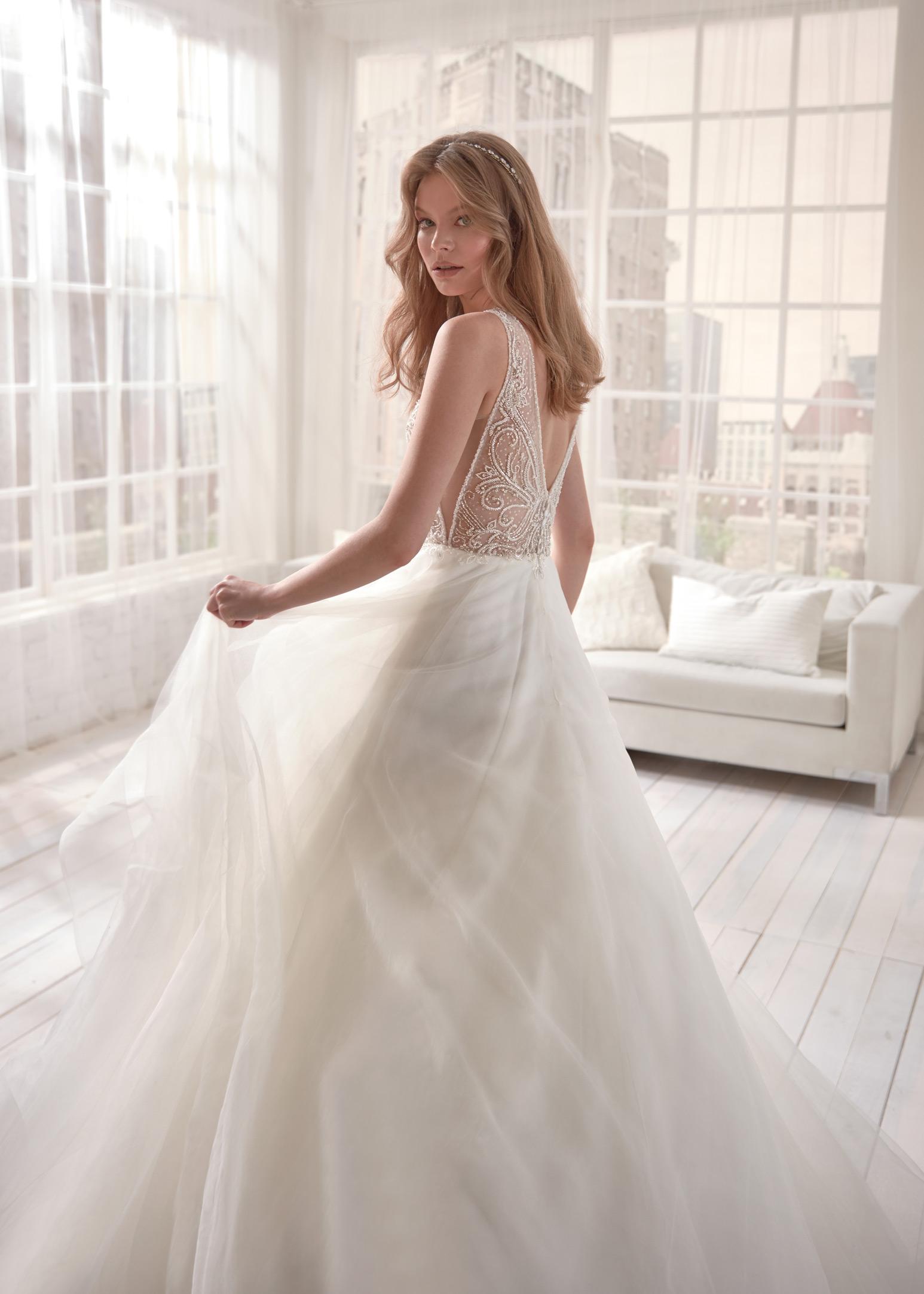 Vestiti Da Sposa Jolies.Abito Da Sposa Jolies 2020 Joa20141 Mariages It Abiti Sposa