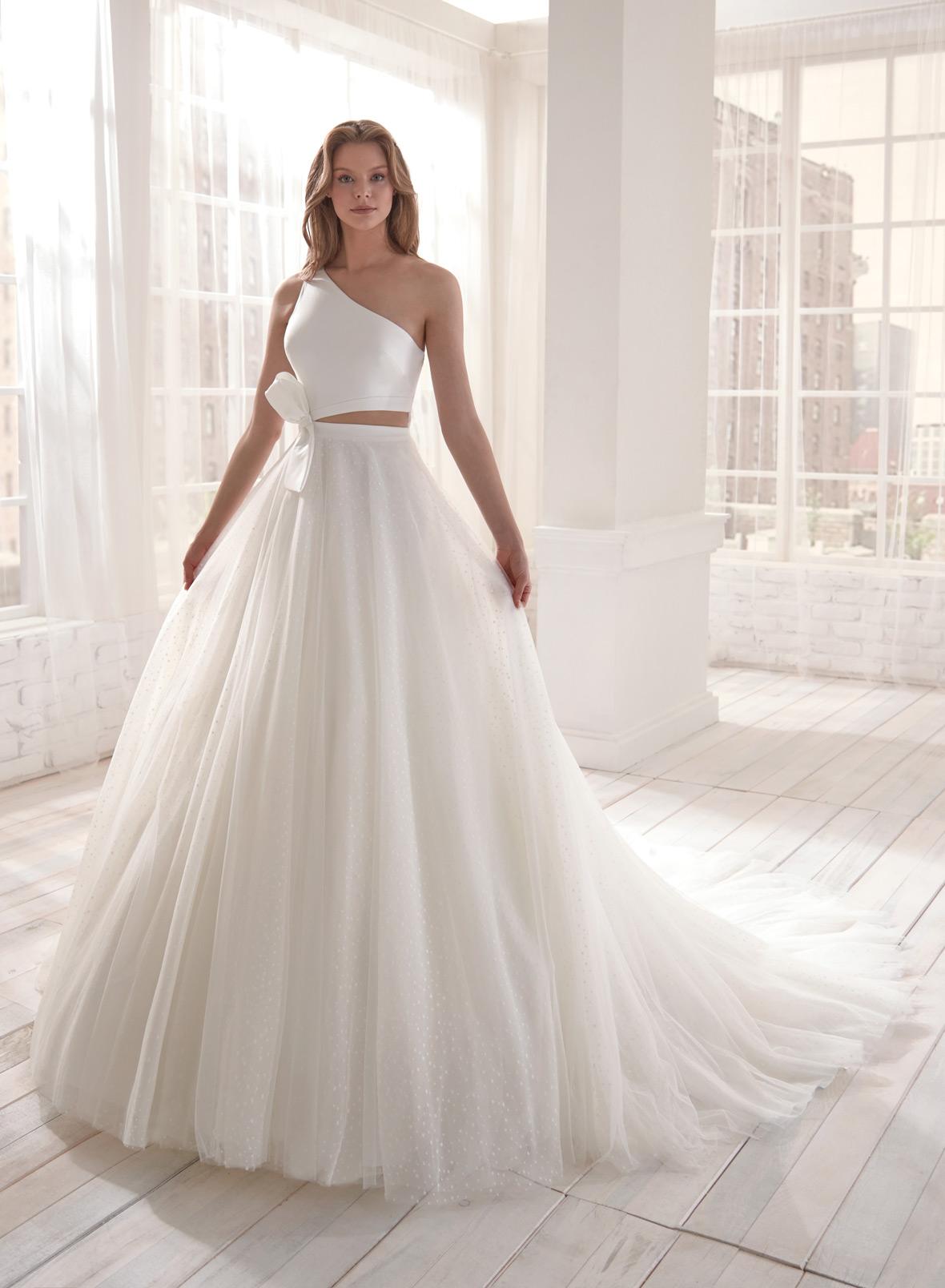 Abiti Da Sposa Padova.Abito Da Sposa Jolies 2020 Joa20561 Mariages It Abiti Sposa