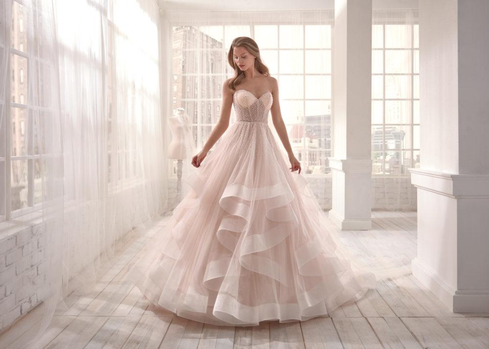Mariages: abito da sposa Morilee 2020 a Vicenza, Verona, Padova, Veneto JOA20631