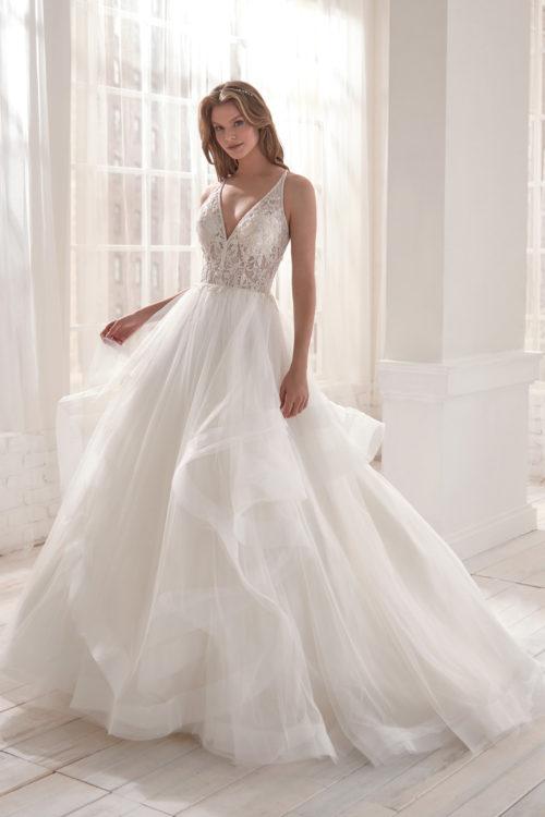 Mariages: abito da sposa Morilee 2020 a Vicenza, Verona, Padova, Veneto JOA20661