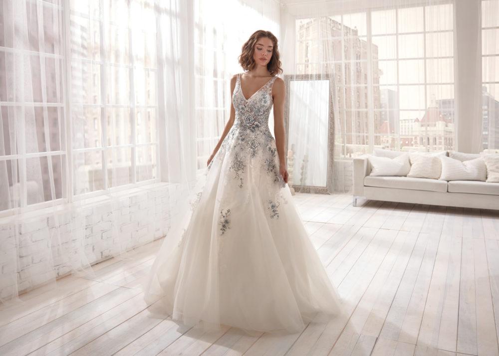 Mariages: abito da sposa Morilee 2020 a Vicenza, Verona, Padova, Veneto JOA20861