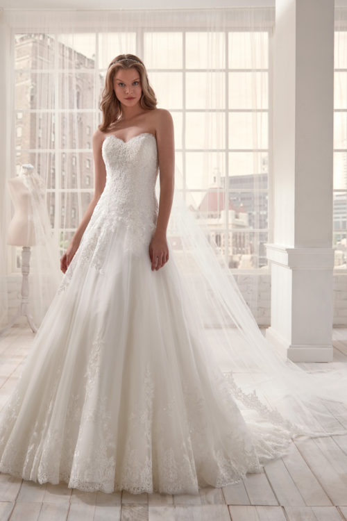 Mariages: abito da sposa Morilee 2020 a Vicenza, Verona, Padova, Veneto JOA20931