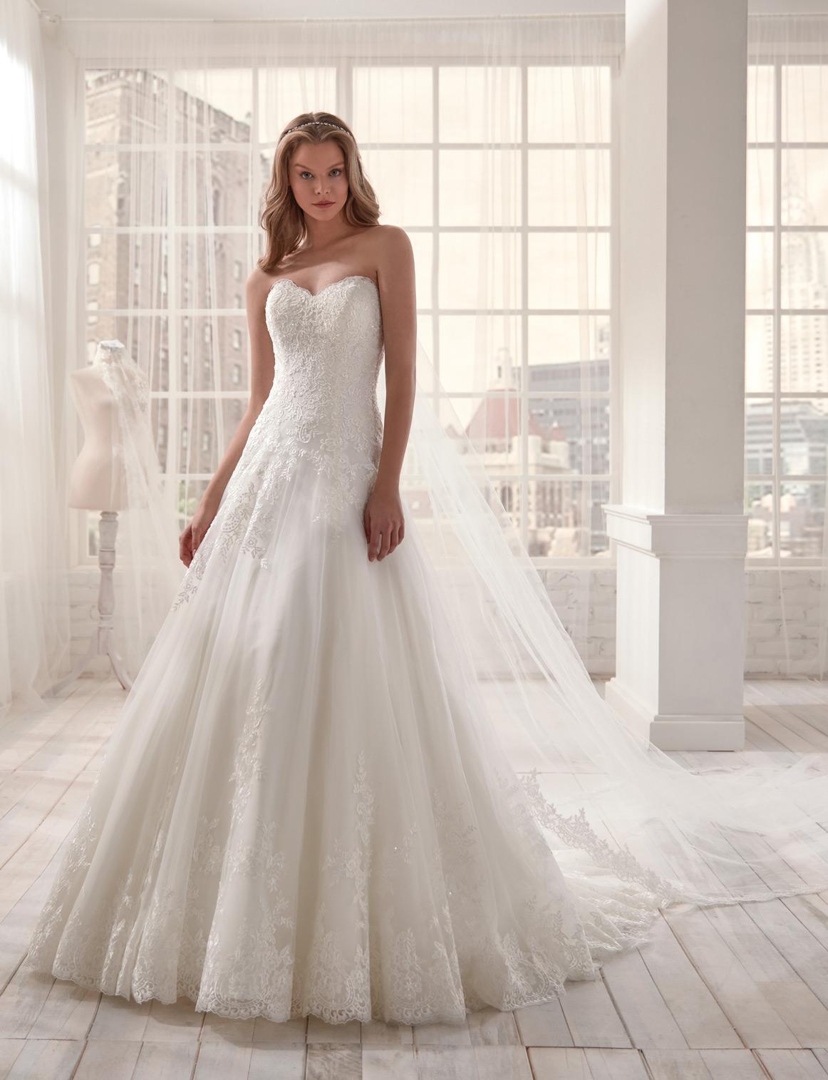 Vestiti Da Sposa Jolies.Abito Da Sposa Jolies 2020 Joa20931 Mariages It Abiti Sposa