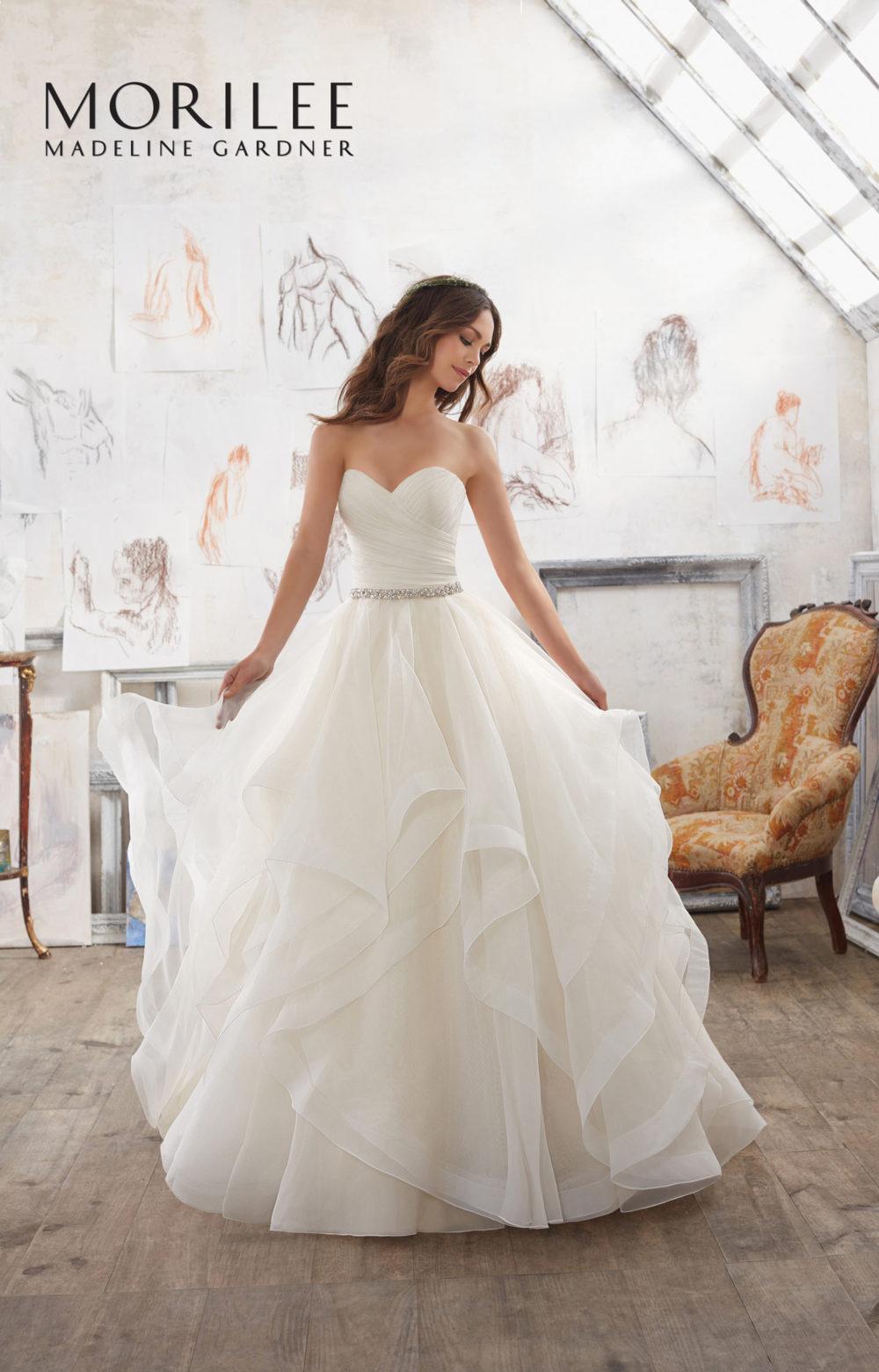 Mariages: abito da sposa Morilee 2020 a Vicenza, Verona, Padova, Veneto 5504
