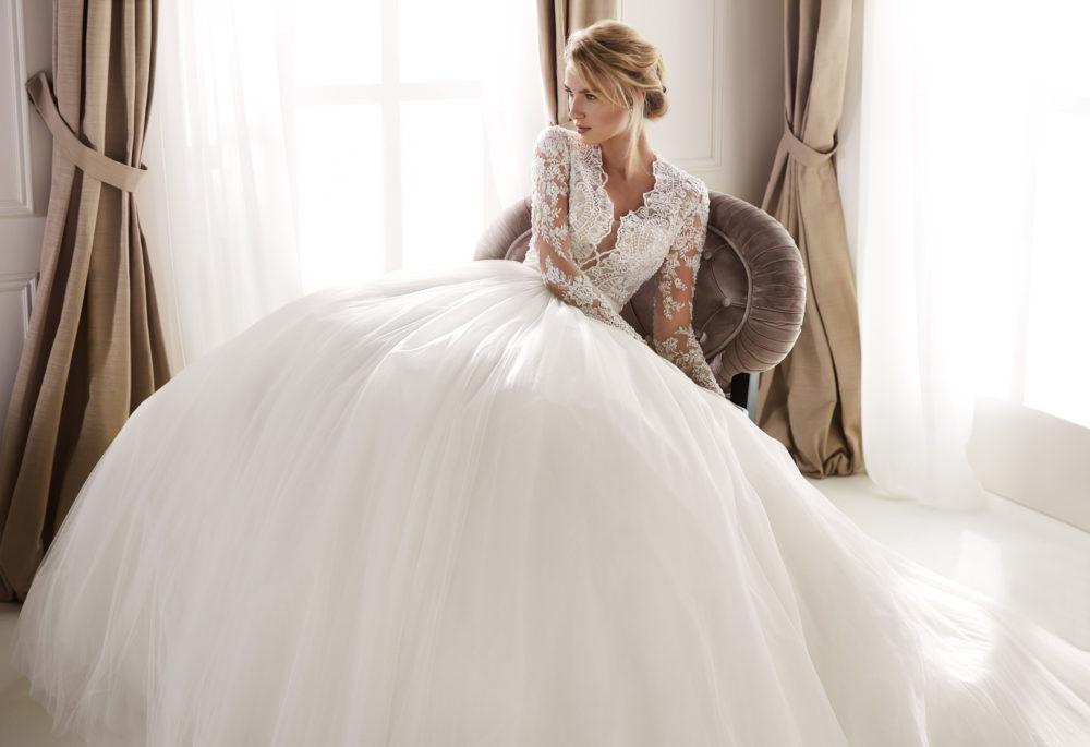 Mariages: abito da sposa Colet 2020 a Vicenza, Verona, Padova, Veneto NIA20051