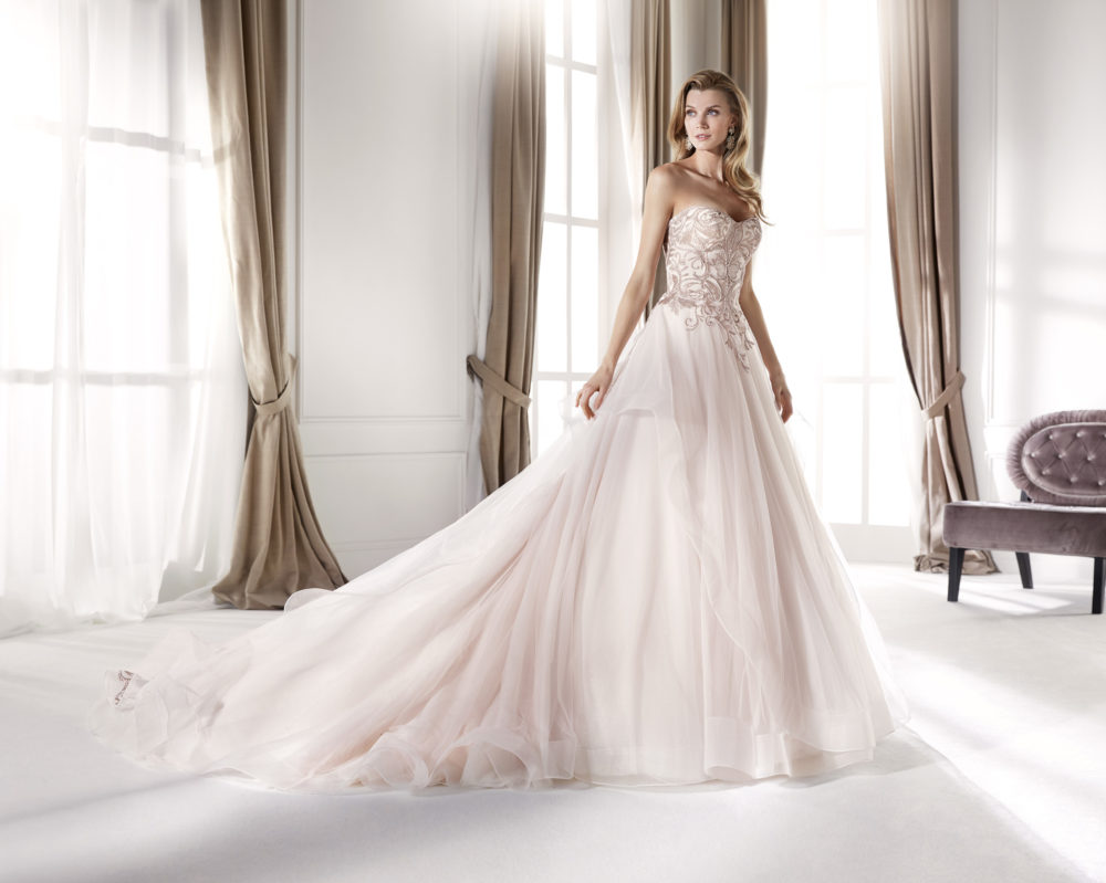 Mariages: abito da sposa Colet 2020 a Vicenza, Verona, Padova, Veneto NIA20331