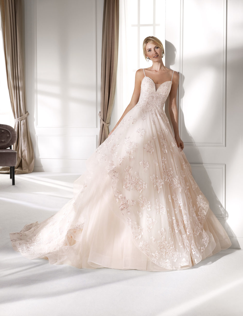 Mariages: abito da sposa Colet 2020 a Vicenza, Verona, Padova, Veneto NIA20361