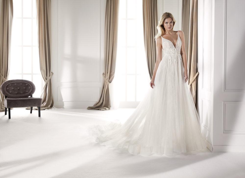 Mariages: abito da sposa Colet 2020 a Vicenza, Verona, Padova, Veneto NIA20381