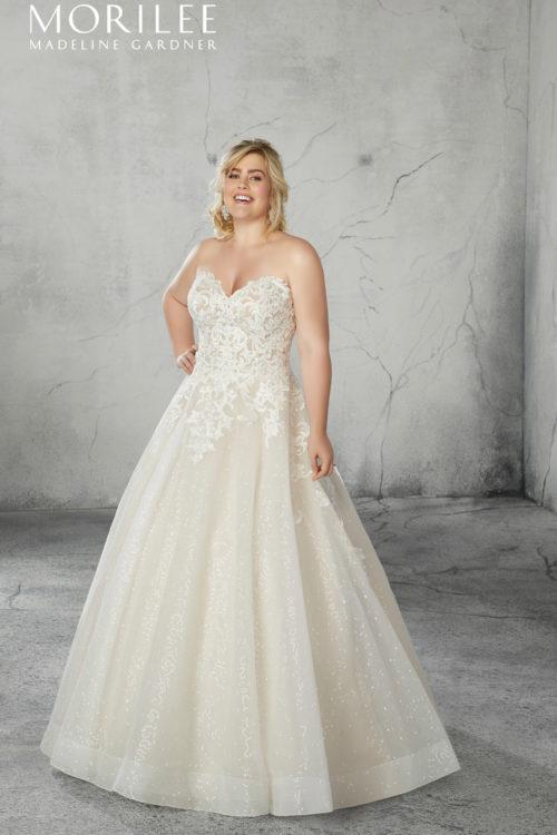 Mariages: abito da sposa Curvy 2020 a Vicenza, Verona, Padova, Veneto 2087W