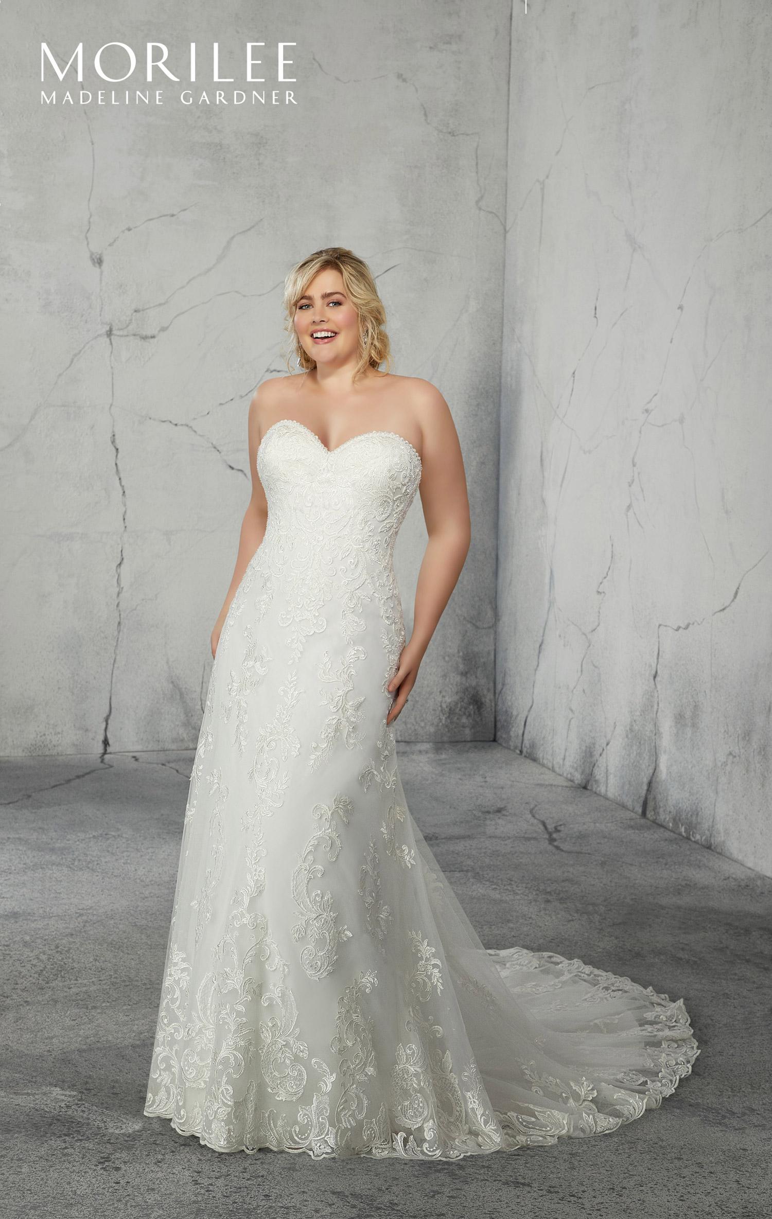 Abiti Da Sposa E Sposo.Abito Da Sposa Curvy 2020 3266 Mariages It Abiti Sposa E