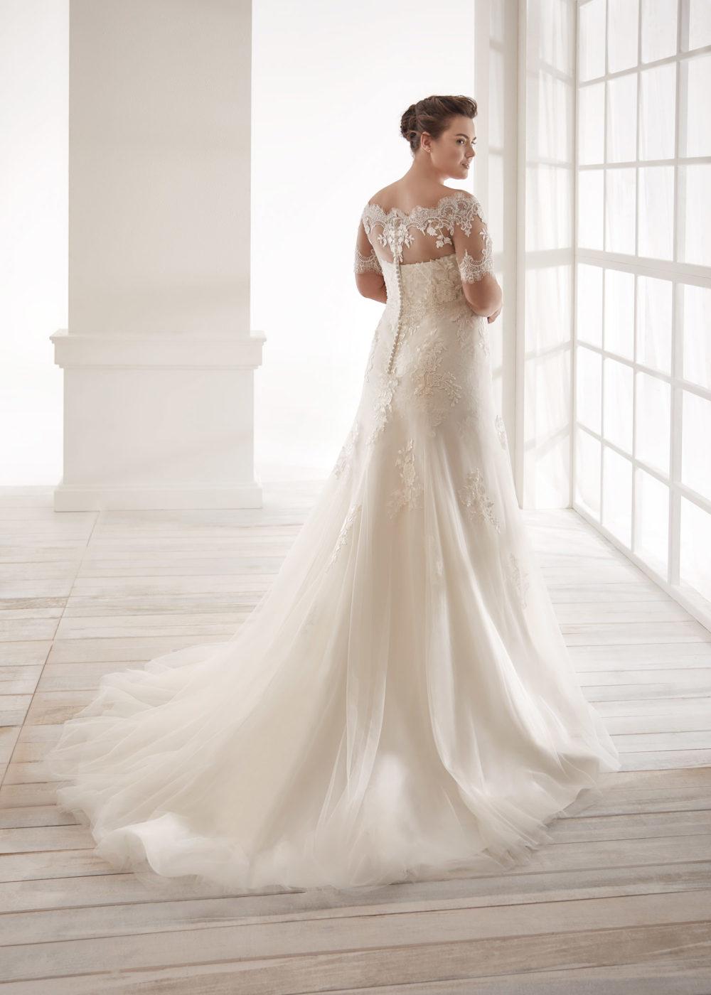 Mariages: abito da sposa Curvy 2020 a Vicenza, Verona, Padova, Veneto CVA20092