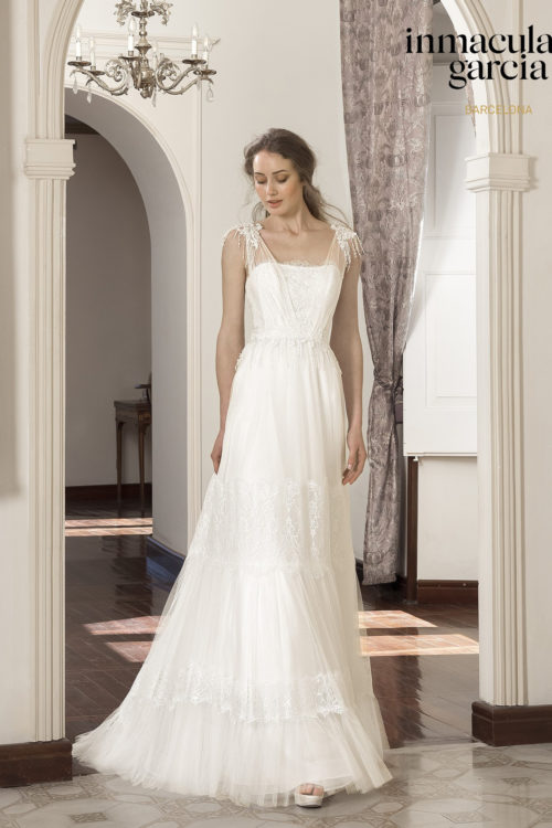 Mariages: abito da sposa Immaculada Garcia Barcelona 2020 a Vicenza, Verona, Padova, Veneto HONEY