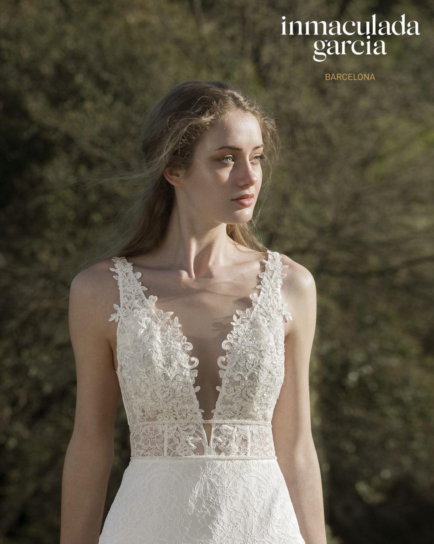 Mariages: abito da sposa Immaculada Garcia Barcelona 2020 a Vicenza, Verona, Padova, Veneto LIME