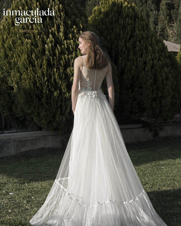 Mariages: abito da sposa Immaculada Garcia Barcelona 2020 a Vicenza, Verona, Padova, Veneto RED