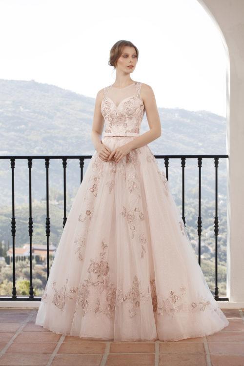 Mariages: abito da sposa Curvy 2020 a Vicenza, Verona, Padova, Veneto Vienna Pink