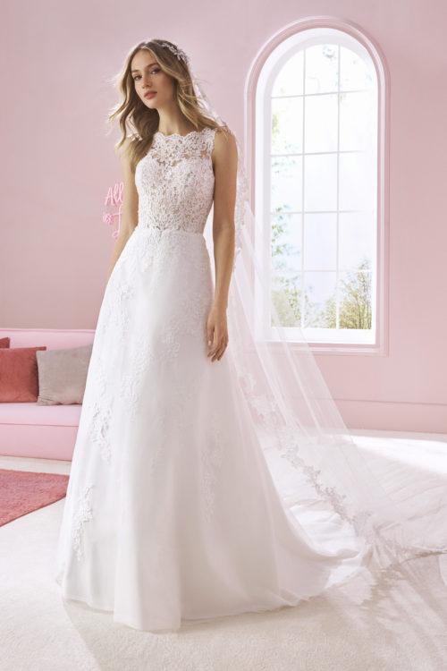 Mariages: abito da sposa Poème 2020 a Vicenza, Verona, Padova, Veneto ARETHA