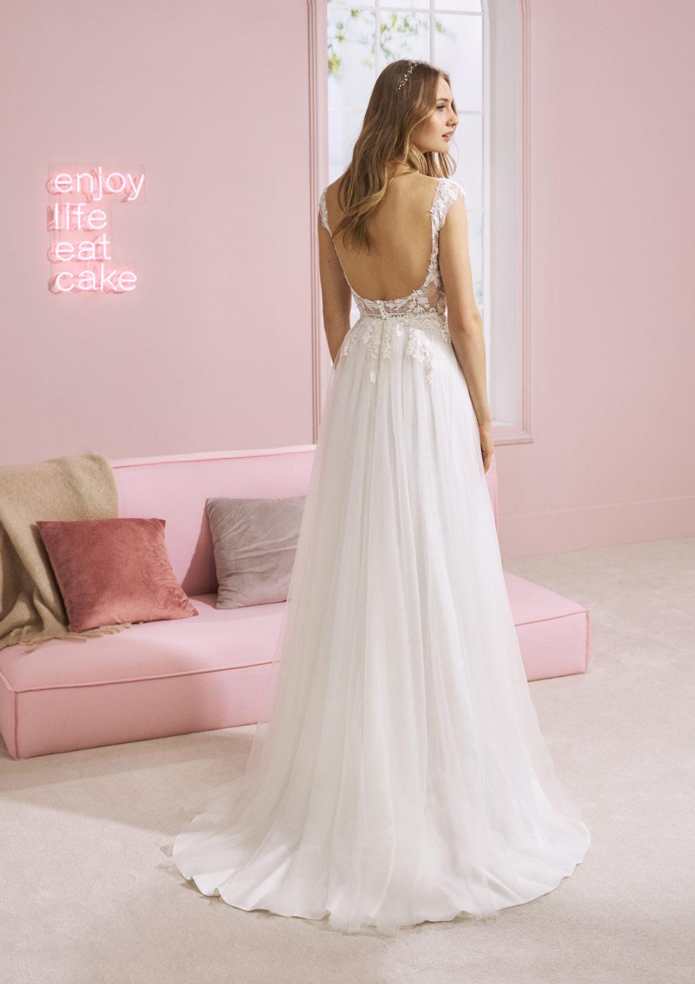 MMariages: abito da sposa Poème 2020 a Vicenza, Verona, Padova, Veneto JADE