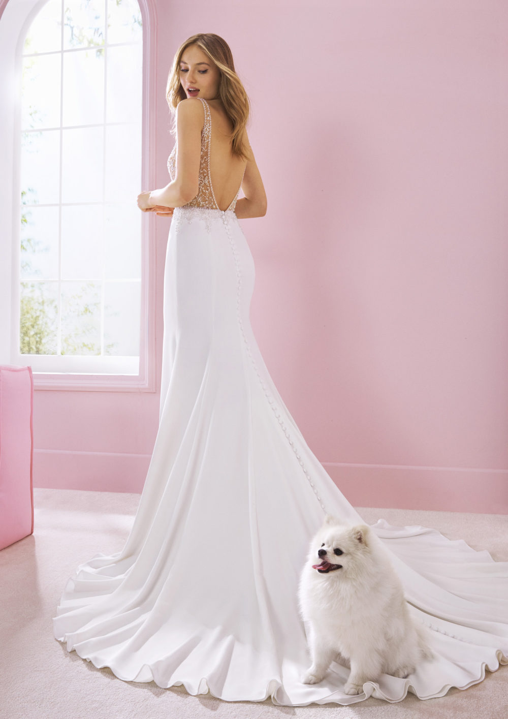 MMariages: abito da sposa Poème 2020 a Vicenza, Verona, Padova, Veneto KYLIE