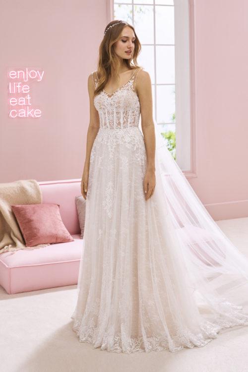 MMariages: abito da sposa Poème 2020 a Vicenza, Verona, Padova, Veneto MAHALIA