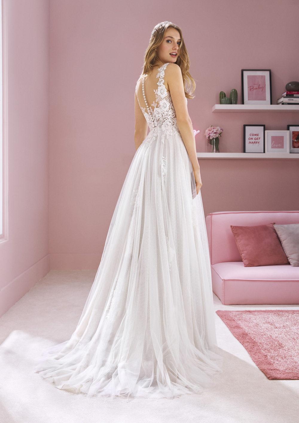 Mariages: abito da sposa Poème 2020 a Vicenza, Verona, Padova, Veneto MEGAN