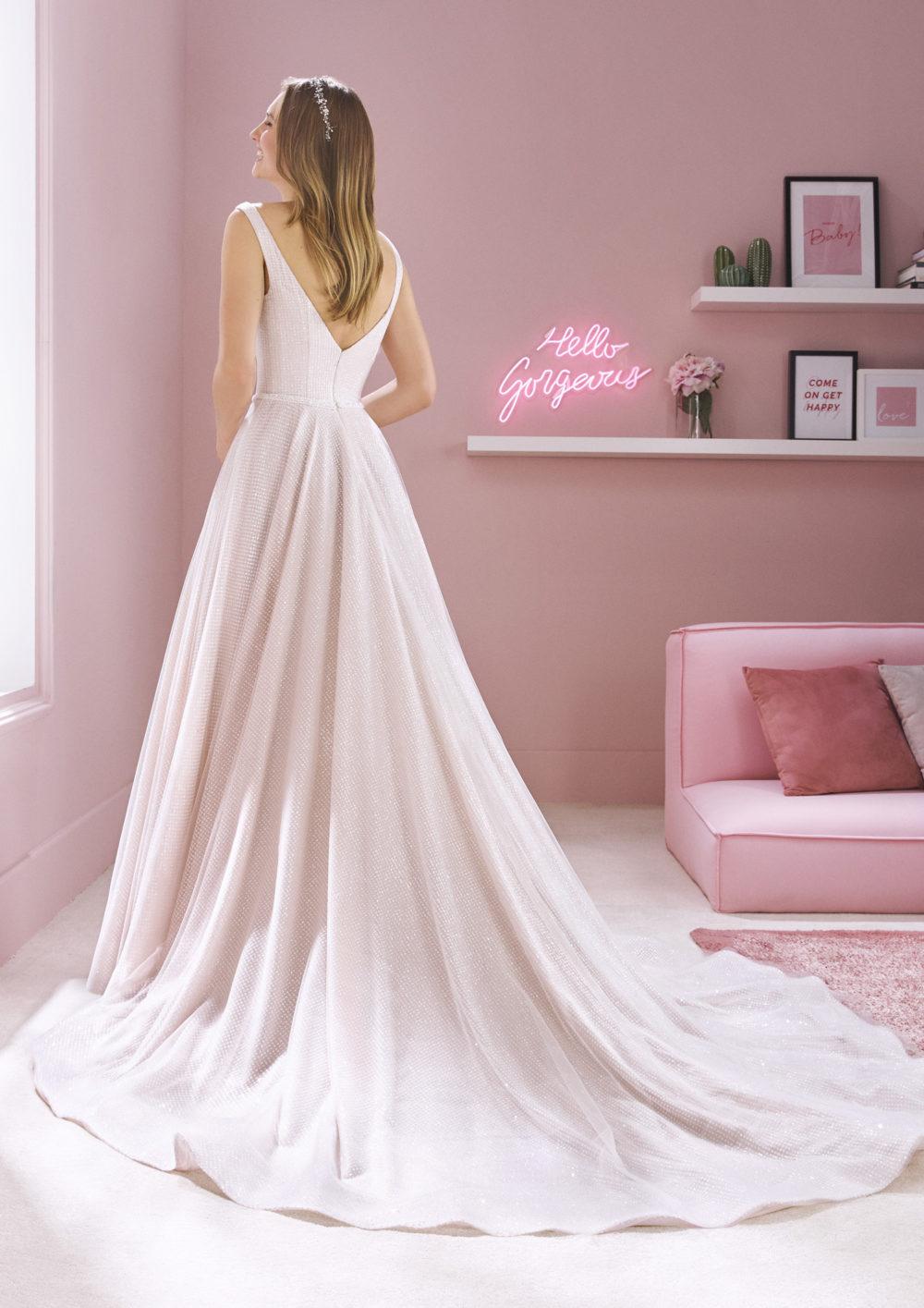 Mariages: abito da sposa Poème 2020 a Vicenza, Verona, Padova, Veneto NINA