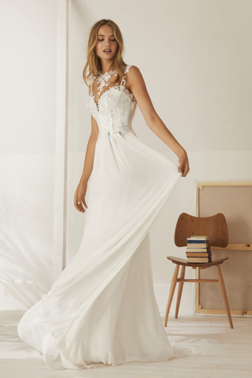 Mariages: abito da sposa Poème 2020 a Vicenza, Verona, Padova, Veneto OSAKA