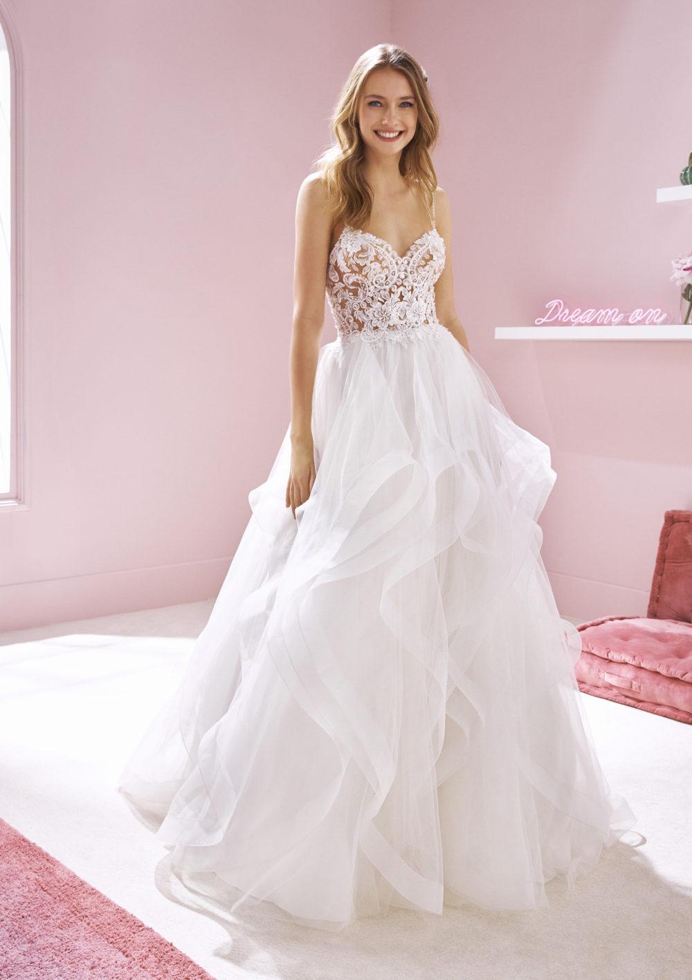 Mariages: abito da sposa Poème 2020 a Vicenza, Verona, Padova, Veneto RINA