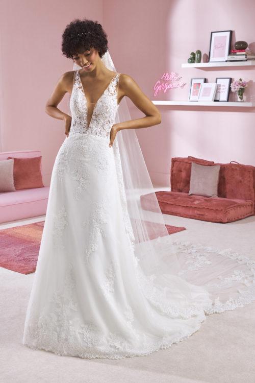 Mariages: abito da sposa Poème 2020 a Vicenza, Verona, Padova, Veneto SELENA